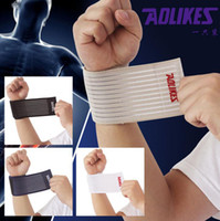 Cotton ankle strain - Compression Bandage Wrap Elbow Wrist Knee Ankle Support Stabilizer Sprain Strain