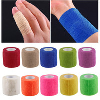 Wholesale CMX4 M Kinesiology Kinesio Roll Non Woven Fabric Adhesive Sports Muscle Tape Physio Strain Injury Support