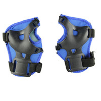best cycling gear - Best seller New Kids Cycling Roller Ski Skate Skating KNEE ELBOW WRIST Safety Gear Pads