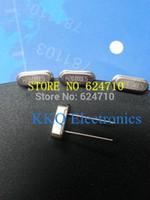 Wholesale Crystal Resonator Sample kit MHZ M M S HC S DIP Passive crystal Quartz Crystal