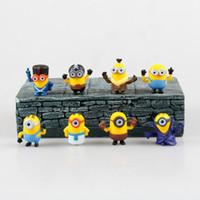 Wholesale Action Toy Figures Stikeez aus Sucker dem Weltall Mini Capsule Classic Action Toys For Kids Gift