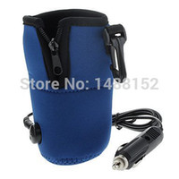 Wholesale High Quality Car V DC Baby Milk Water Bottle Cup Warmer Heater Bag x6x14cm