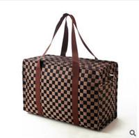 Wholesale Hot New Korean Travel Bag Casual Handbag Business Men Womens Duffle Big Bags Luggage Handbags Shoulder Bag