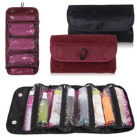 best toiletry bag - Best Women Portable Hanging Travel Cosmetic Bag Makeup Case Pouch Toiletry Organizer east