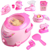 appliance pictures - Child toy set mini appliances girl baby sooktops series attention The price is for pieces in the picture