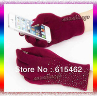 bamboo touch tablet - iGlove warm gloves for Capacitive touch screen Smartphone iPhone tablet PC ST