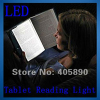 big lot tablet - LED Eye Care Tablet Reading Light Big Size Reading Board Light