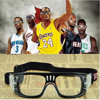 basketball eyeglasses - Outdoor Sports Basketball Football Protective Glasses Anti Fog Myopia Mirror Frame Eyeglasses