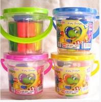 Wholesale Colour Dough - Wholesale-Play house toy colour play dough