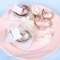 baby mammas - box quot Tweet Baby quot Mamma and Baby Bird Stainless Steel Cookie Cutters Baby Pink WJ080 Wedding Decoration Gift