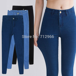 Cheap High Waisted Long Skinny Jeans | Free Shipping High Waisted ...