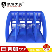 pp plastic raw - office school stationery raw pp material plasitc bookens ps x23 x23 cm columns book stand magazine shelf holder