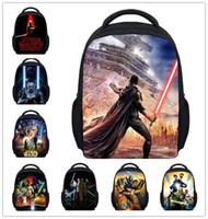 baby star book - Movie Star Wars Children School Bags Small Students Schoolbag For Boys Kids Kindergarten Book Bag Baby Mochila Infantil