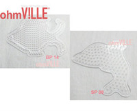 bead patterns kits - Ocean Pegboards for mm fused beads projects for perler beads educational kits toy iron beads pattern