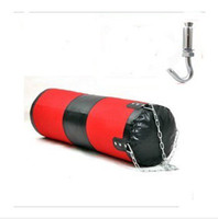 best sand box - Best Price cm Training Fitness Kick boxing Punching Bag MMA Fight Bag Sand Punching Bag Sandbag Empty