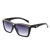 Wholesale Vintage Retro Square Pra Sunglasses Oculos De Sol Feminino Sun Glasses Brand logo Sunglasses men Women Brand Designer sunglass