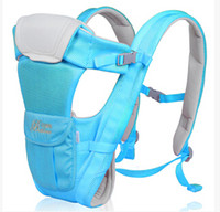 Wholesale Genuine bass bear multifunctional baby strap baby sling waist stool neonatal hold four seasons breathable bag