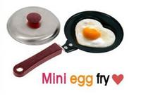 animal shaped cake pans - For Egg Cake Pizza Separator Stainless Steel Cartoon Animal Heart Shaped Fried Eggs Cooker Frying Pan
