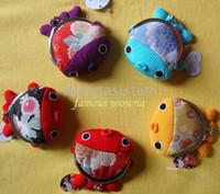Cheap Hb461 CUTE Japan Kimono Fish Coin Purse Wallet Case Pouch Bag