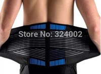 Wholesale pc High Quality Neoprene Double Pull Lumbar Spinal Braces Back Support Belt Lower Back Pain Relief Self heating Belt