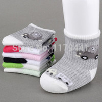 Wholesale new arrived baby socks autumn spring cotton month newborn sock boy s girl s children clothes car design
