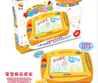 best drawing pad - hot sales Magnetic Drawing writing Board Sketch Pad Doodle Craft Art doodle board best gift for kids