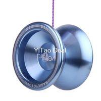aluminum lake - Magic YOYO Blue Lake T5 Alloy Aluminum Professional Yo Yo YoYo Toy