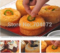 baking secrets - 2015 New Baking Tools for Cakes Cupcake Secret pc Silicone Bakeware Set Maker Donut Mold Cake Tools