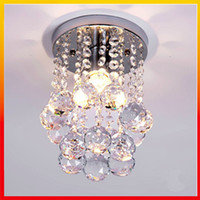 Art Deco Others Others HOT! Modern fixtures Crystal Chandelier for Home Decor lustre crystal K9 Crystal E14 Bulb Living Room Hallway Free Shipping