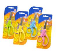 Wholesale inch Children For Kid Special Safe Round Left Hand Scissors
