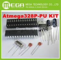 ar duino - ATMEGA328P PU without Ar duino BOOTLOADER DIP Socket amp MHz crystal Kit