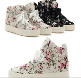 Hot sale 2015 fashion Womens Casual Shoes Sneakers Summer Floral Canvas Shoes TWWC14007 free shipping