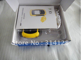 Wholesale Sonar Sensor wireless Fish Finder Alarm Transducer with retail box operation guide