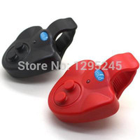 bell post - China post with Truck Number Practical Electronic Fish Bite Finder Alarm LED Light Bell Clip Fishing Rod PC v9f6W