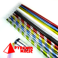 appear tv - plastic appear appearing cane for children close up stage TV show magic trick product toy