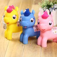 bath money - Horse mascot money immediately screams horse horse vinyl toys will be called supply hot night market stall