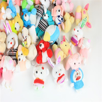 Wholesale Beautiful cm UFO CATCHER Grappling Puppets Mix Styles Cartoon Plush Toy Doll Hobbies Stuffed Kids Birthday Gift TY047