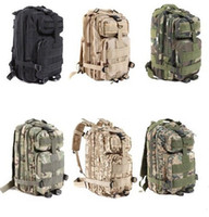 Wholesale Outdoor sports tactical multifunction bag fishing pocket climbing mountaineering cycling backpack camping hiking bag rucksacks