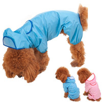 awesome pets - fabulous pc awesome design Fashion Pet Dog Raincoat Clothes Dogs Puppy Waterproof clothes Jacket With Hat puppy costume