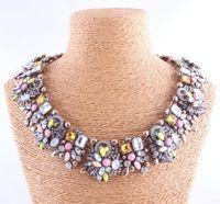 Wholesale New fashion za necklace collar bib Necklaces amp Pendants statement necklace choker Necklaces for women