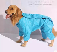 better bows - Big Dog Dress Pet Raincoat Pet Product Clothes for Dogs Fashion Raincoat Supplies Waterproof Better Breathable