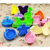 art cookie cutters - designs choice D plastic cake mold sugar Arts set Fondant Cake tools cookie cutters H0417