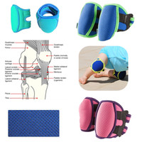 baby knee protection - New Thick Safety Protection Baby Knee Pads for Crawling Walk Learning Leg Protectors a0425