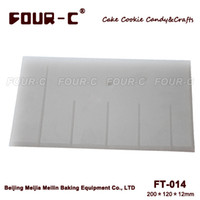 cake boards - HOT cake tools cake board for suger flower fondant decorating tools with hat holes non stick leaf veining board