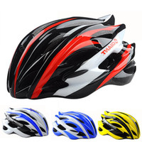 bicycles youth - Men Ultralight Road Bicycle Authentic MTB Bike PVC boy Helmets Carbon Fiber Cycling Cycle Integrally molded youth Helmet