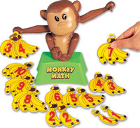 balance scale math - Monkey Math Balance Scale Children Baby Learning Educational Toys