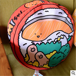 Wholesale Hotest cm Yolk KIRIMI Sauce Plush Toy Cartoon Lazy Eggs Doll Bolster Hobbies Stuffed Kids Wedding Birthday Kids Gift TY227