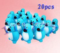 aquatic bath - Children Animal Squeaky Toys Bathroom Pool Squeeze Penguin Baby Toy Aquatic
