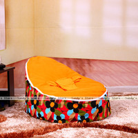 Cheap baby bean bag bed Best baby bag bed