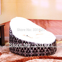 beanbag pattern - With Filler Top Pop Comfortable Baby Beanbag Classicial Pattern With Colorful Top